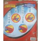 Spider-Man hanging decoration 4pcs per pack
