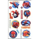 Spider-Man Tattoos 8pcs