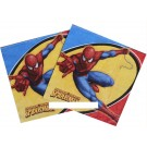 Spider-Man Napkins 16pcs