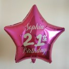 18in Personalised Foil Balloon