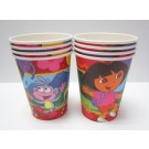 'Dora & Friends Party Cups