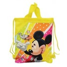 Mickey Mouse Draw String Favor Bag