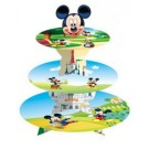 Mickey Mouse Birthday Cupcake Stand