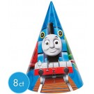 Thomas the Train Cone Hats 8ct