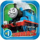 Thomas the Tank Engine Dessert Plates 8pcs