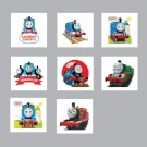 Thomas the Train Tattoos 12pcs