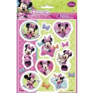 Minnie Mouse Clubhouse Sitcker Sheet-4 Sheets