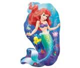 """30"""" Ariel Little Mermaid & Friends Jumbo Balloon"""