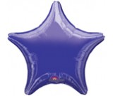 "18"" Purple Star Balloon"