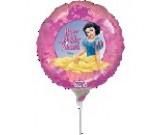 """9"""" Snow White Balloon"""
