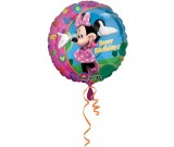 "18"" Minnie Happy Birthday Balloon"