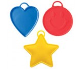 8g Primary Colour Balloon Weight