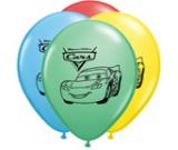 "12"" Cars Latex Balloons"