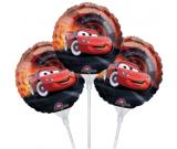 "Disney Cars 9""/23cm EZ-Fill Balloon"