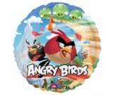 "18"" Angry Bird Foil Balloon"
