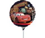 9in Disney Cars Balloon