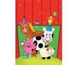 Barnyard Farm Party Treat Bags