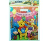 Pooh Large Treat Bags