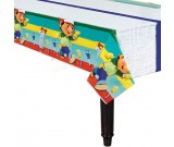 Handy Manny 54in x 102in Plastic Tablecover