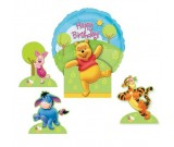 Winnie the Pooh Balloon Centerpiece 18in