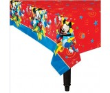 Mickey Mouse Table Cover 54in x 102in