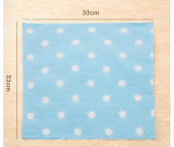 Polka Dot Blue Paper Napkin 20pcs