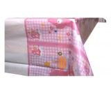Care Bears Pink Table Cover