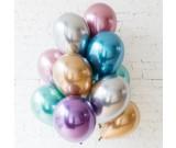11in Chrome Qualatex Latex Balloons