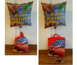 "Favor Pack with 18"" Foil Balloon"