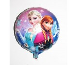 18in Frozen Foil Balloons