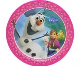 Frozen 7in Cake Plates