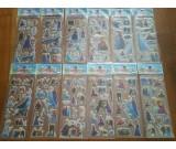 Frozen Bubble Stickers, 6 sheets