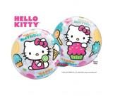 """22"""" Hello Kitty Birthday Bubble Balloon"""