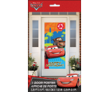 Disney Cars Party Door Banner