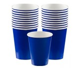 Royal Blue Paper Cups 20pcs