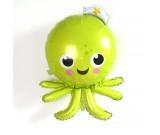 28in Octopus Jumbo Balloon