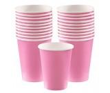 Pink Paper Cups 20pcs