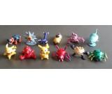 Pokemon Figure Cake Topper Set 3- 12pcs