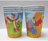 Pooh Paper Cups