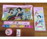 Disney Princess 7pcs stationary set