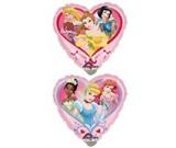 "9"" Princess Heart Foil Balloon"