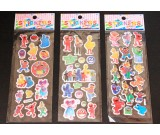 Sesame Street Stickers, 6 sheets