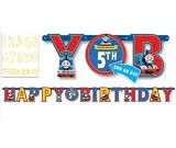 Thomas the Tank Engine Letter Banner 10ft