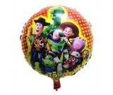 "18"" Toy Story Foil Balloon"